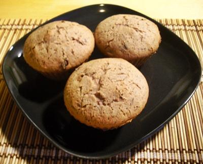 Muffiny plné energie